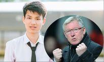 Cậu học trò nghèo Hà Tĩnh giành huy chương Vàng Olympic Toán kịch tính nhờ thần tượng Alex Ferguson