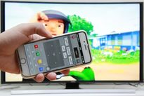 Mẹo điều khiển Tivi bằng smartphone không cần sử dụng remote