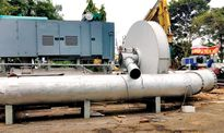 Siêu máy bơm giải quyết được rốn ngập ở TPHCM?