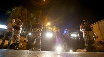 Đấu súng trong đại sứ quán Israel ở Jordan