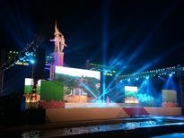 Thiêng liêng đêm nghệ thuật 'Cõi thiêng Đồng Lộc' diễn ra tại Hà Tĩnh