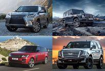 Những chiếc SUV hạng sang vượt địa hình tốt nhất thế giới