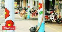 Chuyện về những cây cột điện 'nở hoa' của người Sài Gòn
