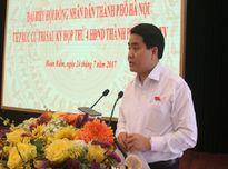 Chủ tịch Chung: Hà Nội chỉ hạn chế, chứ không cấm hẳn xe máy