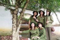 Bài thơ và những cây bồ kết ở Đồng Lộc