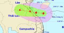 Chiều tối nay, bão số 4 giật cấp 10 đổ bộ Hà Tĩnh – Quảng Trị