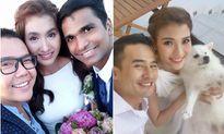 Những cặp vợ chồng của Vbiz cứ đi đám cưới là 'dìm' cô dâu chú rể