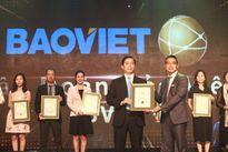 Bảo Việt dẫn đầu tại cuộc Bình chọn Báo cáo thường niên xuất sắc nhất 2017