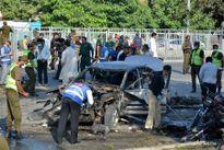 Đánh bom xe nhằm vào cảnh sát Pakistan, 75 người thương vong