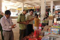 Sẽ triển khai phương tiện kiểm tra nhanh thực phẩm tại các chợ