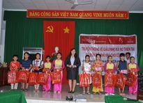 Prudential triển khai chương trình truyền thông 'Giảm thiểu rủi ro thiên tai' tại Tiền Giang