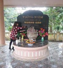Ba liệt sỹ đặc biệt của vùng núi Lào Cai