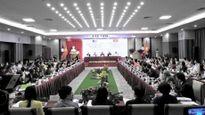 Thể hiện sự tin cậy, gắn bó, chia sẻ kinh nghiệm về vai trò, trách nhiệm cơ quan giúp việc cho Quốc hội hai nước Việt Nam - Lào