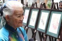 Họa sĩ Đặng Ái Việt và hạnh phúc từ hơn 1000 nụ hôn