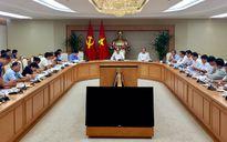 Chậm giải ngân:13 Bộ trưởng, Chủ tịch tỉnh bị Thủ tướng phê bình