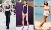 Những cô gái có đôi chân dài nhất làng mẫu Việt