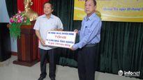 Bộ TT&TT tặng nhà tình nghĩa cho người có công ở Quảng Trị