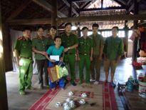 Công an tỉnh Hà Giang thăm hỏi, tri ân các gia đình chính sách trên địa bàn