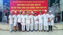 Bệnh viện Xây dựng: Tự hào những đoàn viên mang áo blouse
