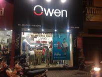 Chủ thương hiệu Owen im lặng trước sự bức xúc của khách hàng