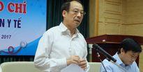 60.000 ca sốt xuất huyết trong 7 tháng đầu năm, Bộ Y tế họp khẩn