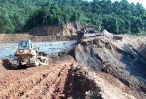 Vỡ hồ chứa bùn thải, một công ty bị phạt hơn 1 tỉ đồng