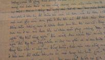 Những lá thư thời chiến: 'Những tưởng 5, 3 năm, mà bằn bặt xa cách, chia lìa'