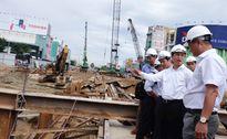 Đà Nẵng: Hầm chui Điện Biên Phủ - Nguyễn Tri Phương chậm tiến độ