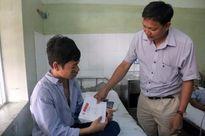 Công an Hàm Thuận Nam báo cáo vụ 2 công an tử vong