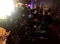 Ôtô của Công an Bình Thuận gặp nạn, 2 cán bộ tử vong