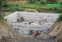 Thủy điện Suối Mu thi công hơn 1 năm mới xin giấy phép xây dựng