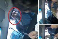 Lừa đảo dàn cảnh va quệt, nhảy lên ô tô bắt vạ tài xế: Thông tin bất ngờ về nghi phạm