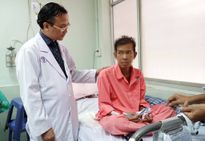 Cấp cứu thành công nam bác sĩ Campuchia bị bệnh Lupus ban đỏ