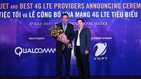 Nhà mạng nào được khách hàng hài lòng nhất về dịch vụ 4G?