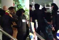 'Rừng máy quay' bên ngoài tòa xử Đoàn Thị Hương
