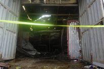 Giám đốc Công an Hà Nội kiểm tra hiện trường vụ cháy khiến 8 người tử vong