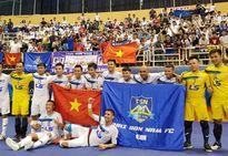 Thái Sơn Nam lần thứ hai giành Huy chương Đồng futsal Châu Á