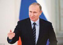 Bí quyết nổi tiếng của ông Putin