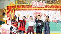 Quẩy tưng bừng cùng sự kiện 'OISHI SIÊU SNACK PARTY'