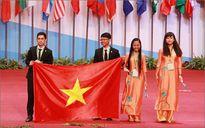 Việt Nam đoạt 1 HCV, 2 HCB kỳ thi Olympic Sinh học quốc tế năm 2017