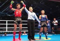 Bùi Yến Ly giành Huy chương vàng tại Đại hội thể thao thế giới 2017