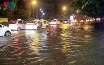 Hà Nội có mưa, nguy cơ ngập úng