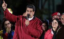 Mỹ đóng băng tài sản Tổng thống Venezuela Nicolás Maduro