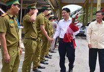 Bí thư Tỉnh ủy thăm và làm việc tại tỉnh Bôlykhămxay, Lào