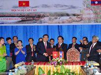 Hợp tác Nghệ An - Bôlykhămxay (Lào) hướng đến tầm cao mới