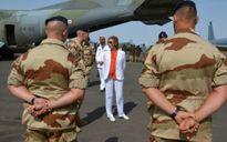 Pháp ráo riết cho 'ngày trở lại' châu Phi