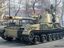 400 binh sỹ Nga tham gia tập trận pháo binh tại Abkhazia