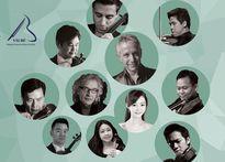 Nhiều nghệ sĩ tài năng quốc tế tham gia Liên hoan âm nhạc Vietnam Connection 2017