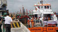 Thành lập tổ điều tra vụ tàu VTB 26 bị chìm ở vùng biển Nghệ An