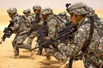 Lo ngại Nga, quân đội Mỹ ráo riết tập trận